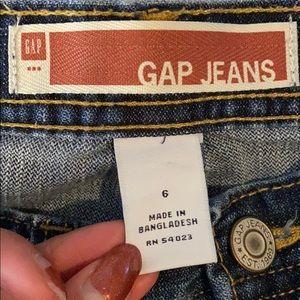 GAP Factory Skirts - Gap Factory jean skirt